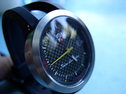 detail hodinek CONINO LAMBORGHINI