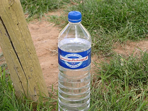 Dobrá voda po TUNISKU