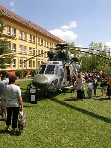 Divadlo patří dětem - vrtulník