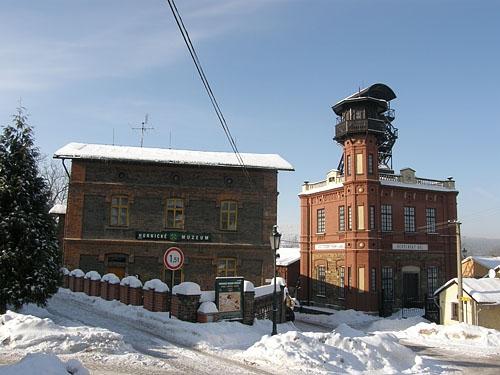 Ševčín a Hornické muzeum
