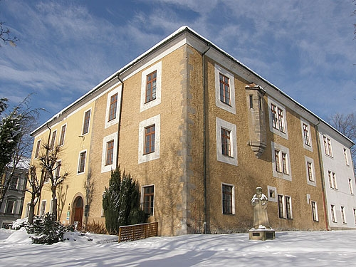 Zámeček Ernestinum 2009-10