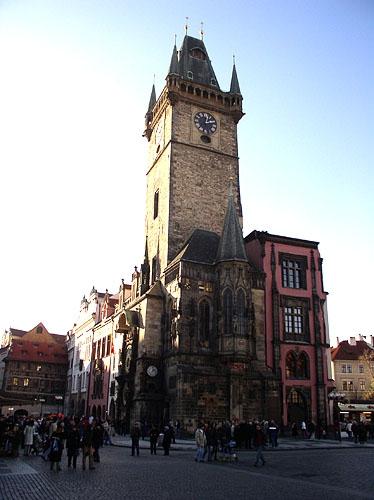 Pražská radnice a Orloj
