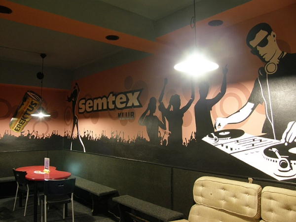 kresby SEMTEX klub