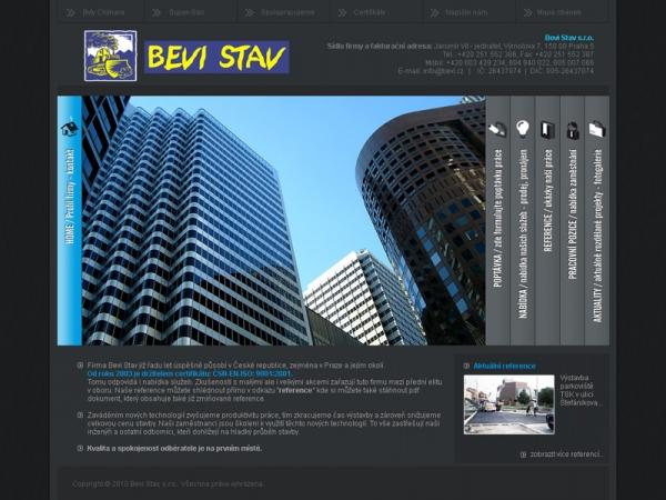 www.bevi.cz