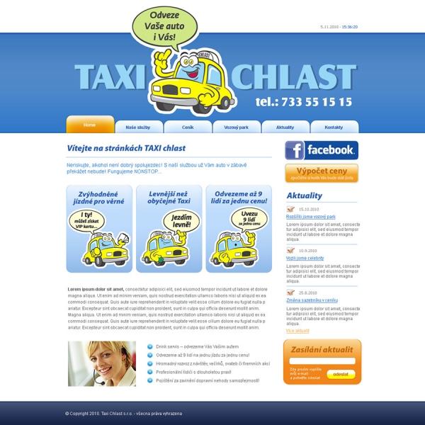 www.taxichlast.cz