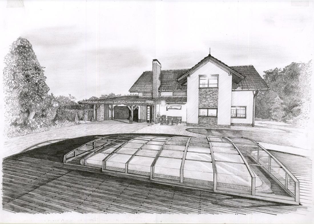kresba obrázku pro firmu DIRTECHO MEDIA s.r.o.
