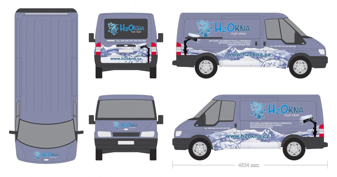H2Okna - transit