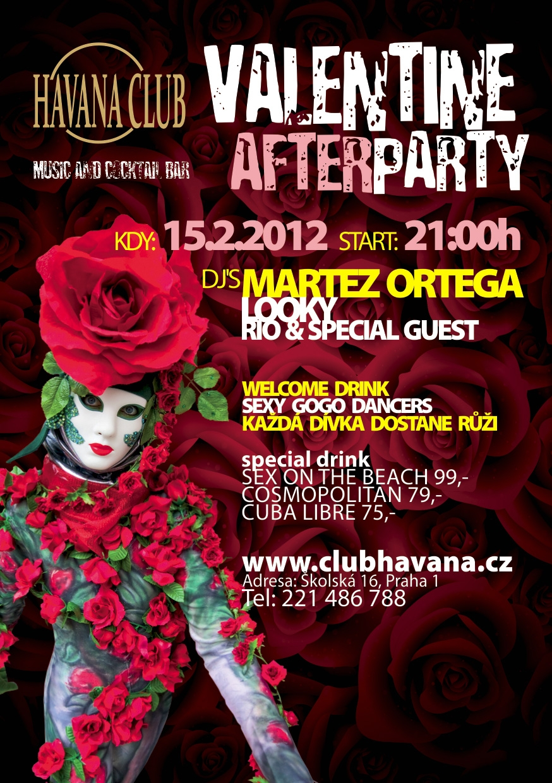 Havana club - leták akce