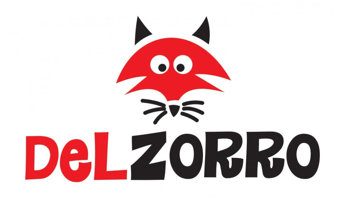 logo DEL ZORRO
